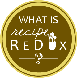Recipe Redux Blogging Network