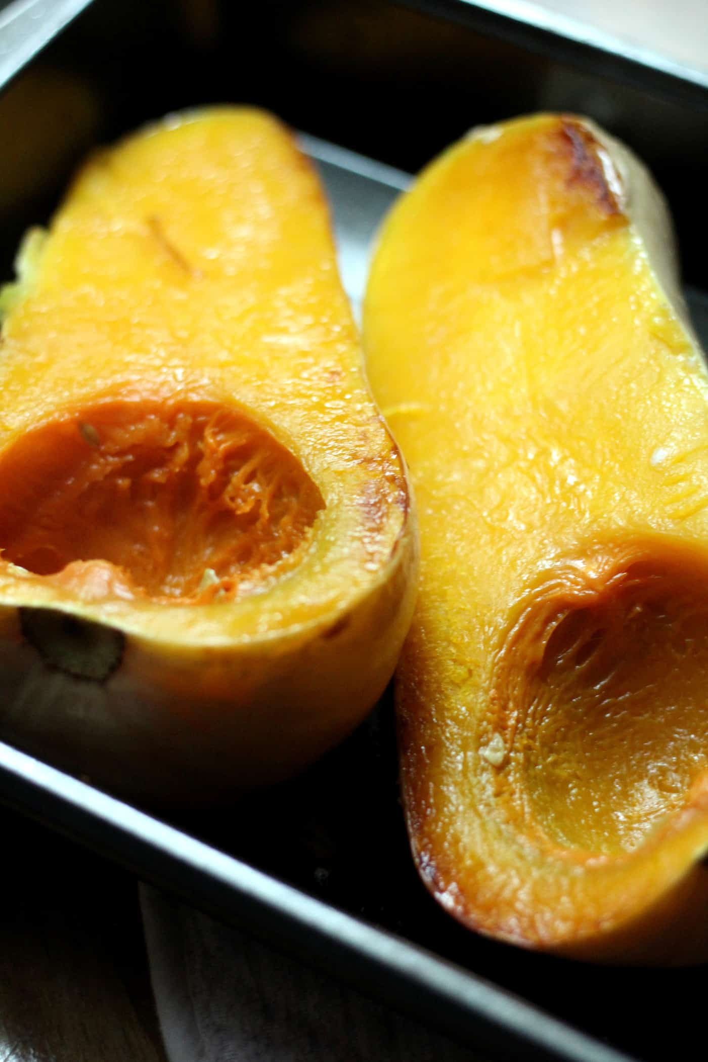 How-To: Roasting Butternut Squash