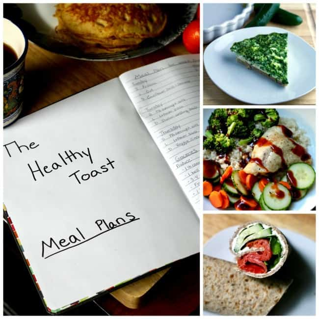 THT Meal Planning Guides: Week 12