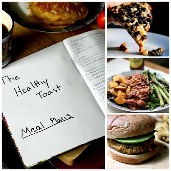 THT Meal Planning Guides: Week 13