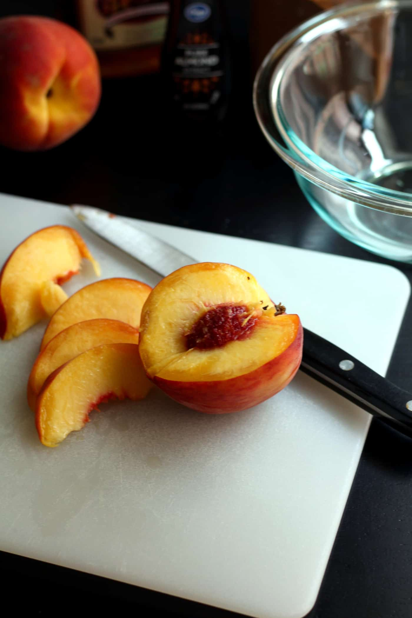 Healthy Peach Recipe Round-Up