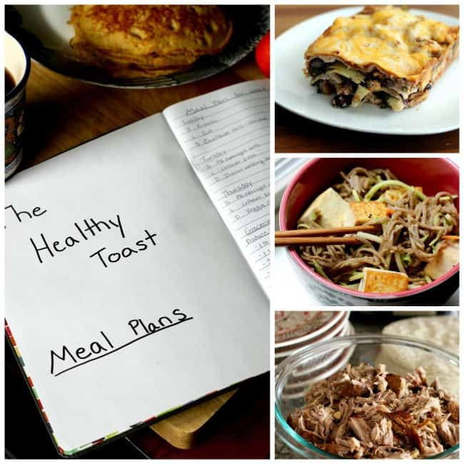 THT Meal Planning Guides: Week 14