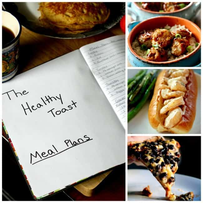 THT Meal Planning Guides: Week 20