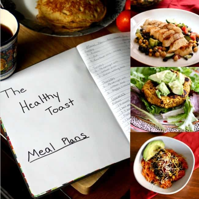 THT Meal Planning Guides: Week 22