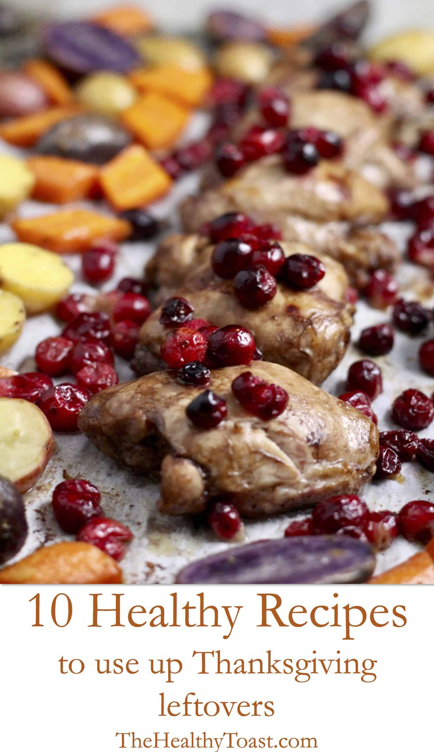 10 Healthy Recipes to Use Up Thanksgiving Leftovers