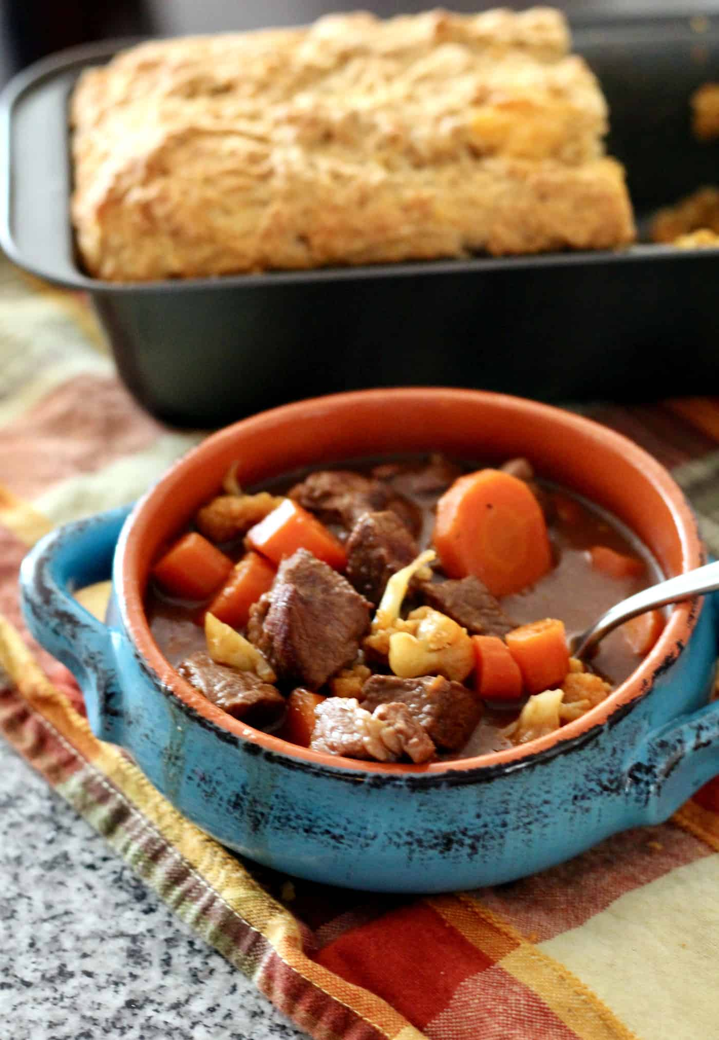 Healthy Guinness Beef Stew