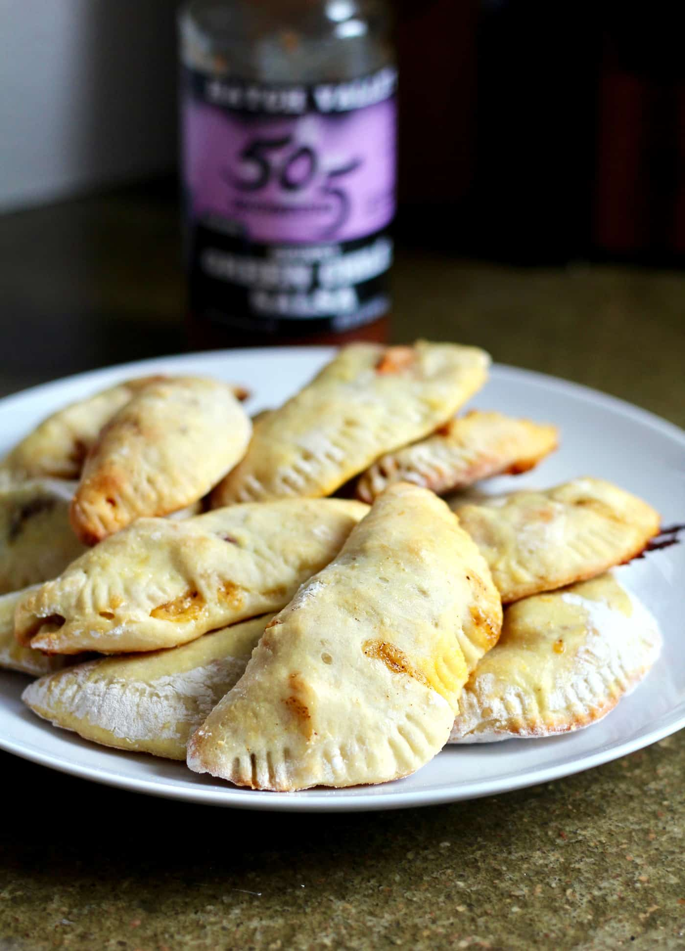 Healthy Empanada Dough (made with Greek yogurt)