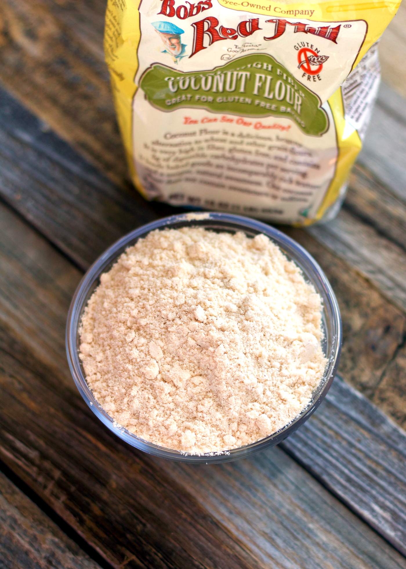 Meet Your Ingredients: Coconut Flour