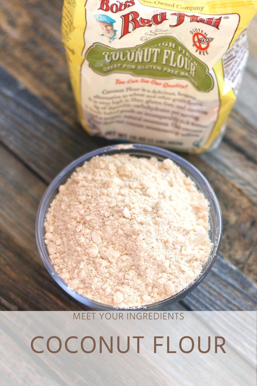 Meet Your Ingredients: Coconut Flour