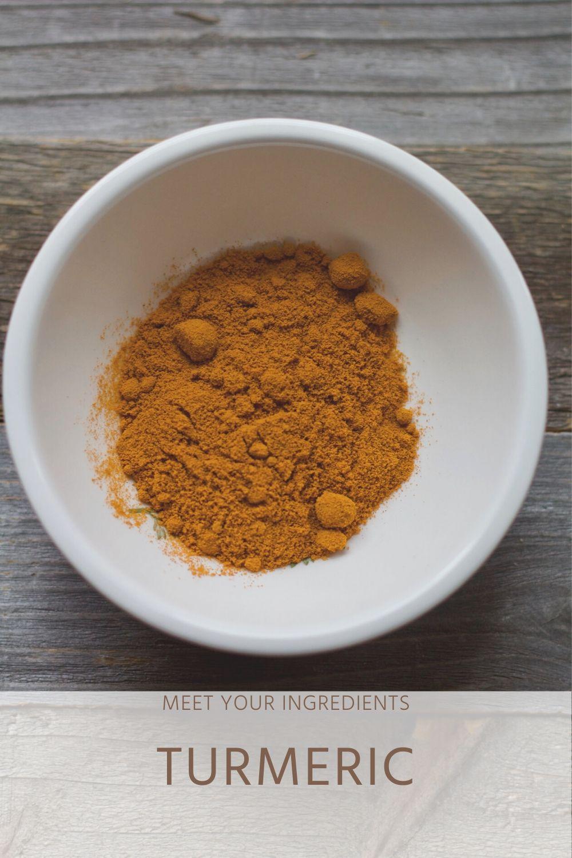 Meet Your Ingredients: Turmeric