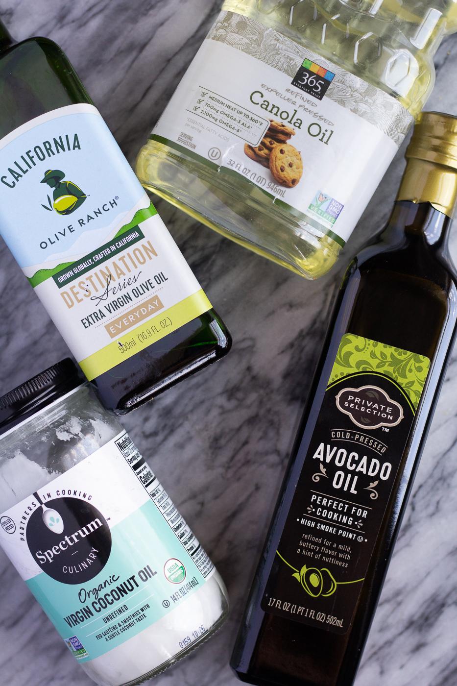 Meet Your Ingredients: Oils