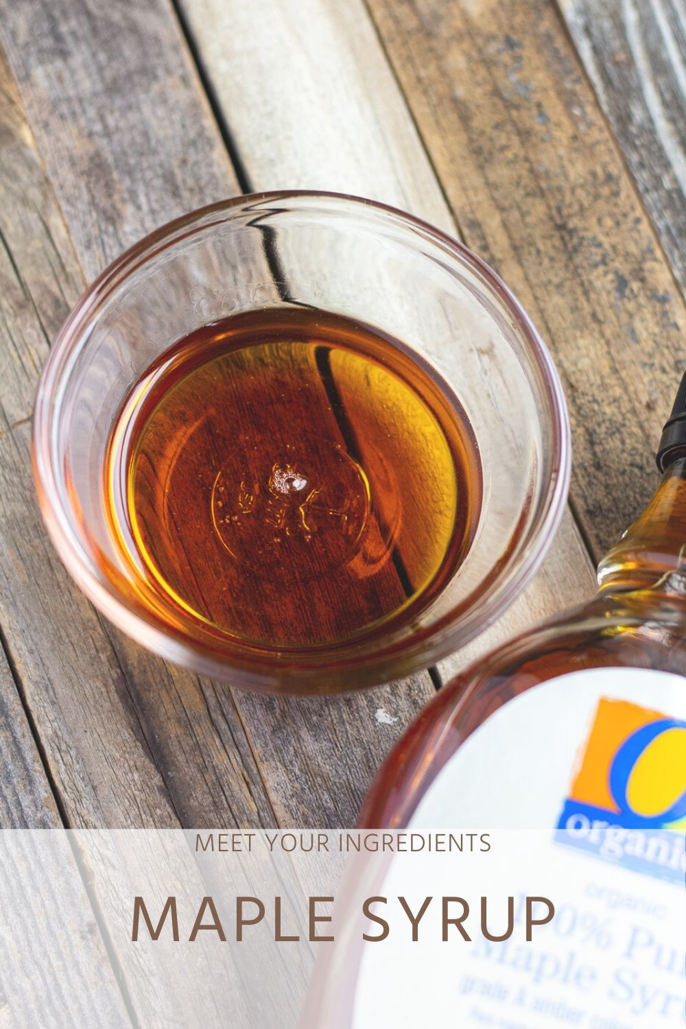 Meet Your Ingredients: Maple Syrup