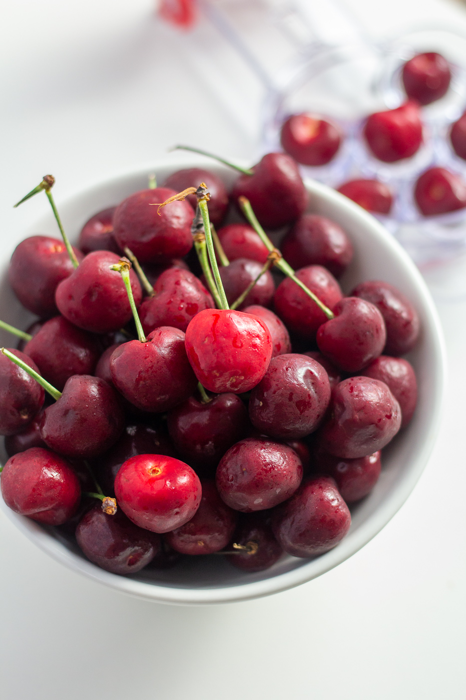 Meet Your Ingredients: Cherries