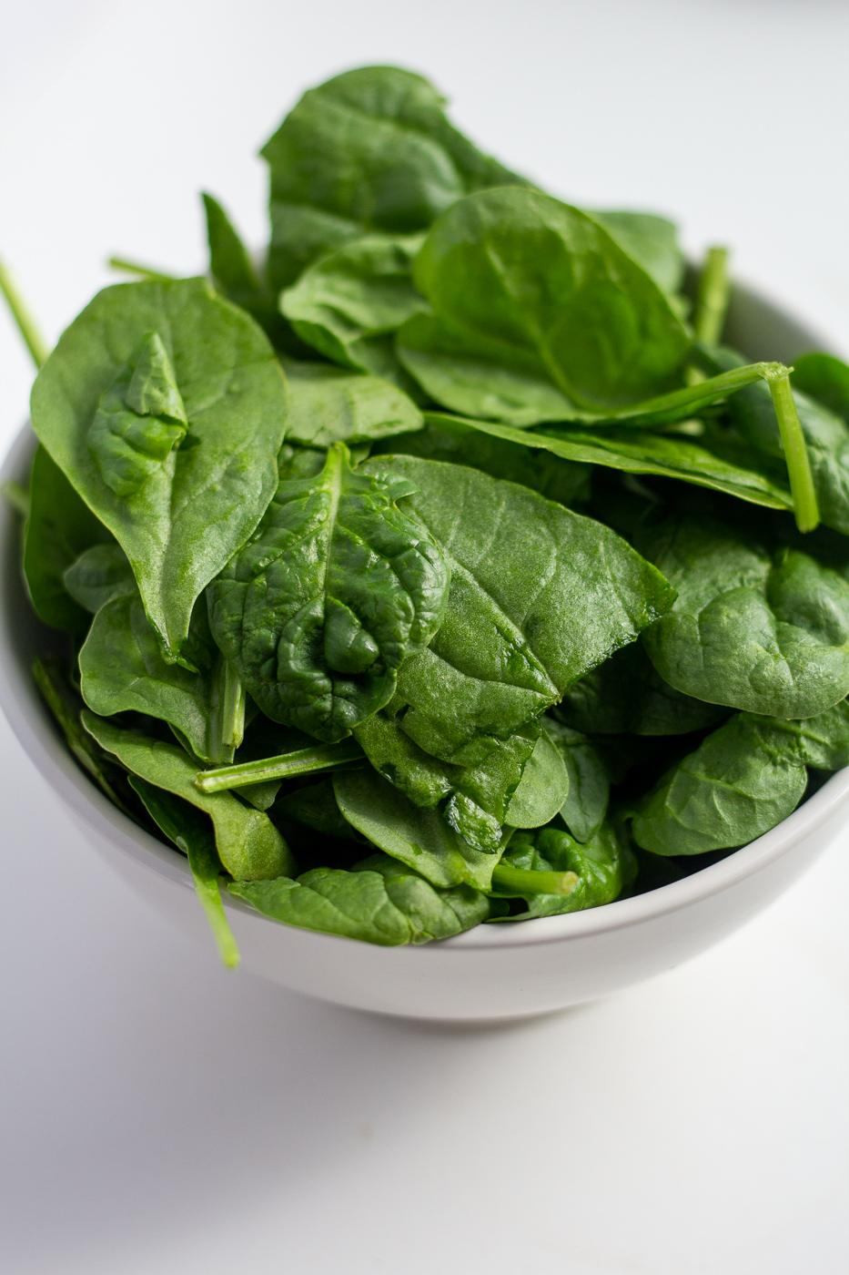 Meet Your Ingredients: Spinach