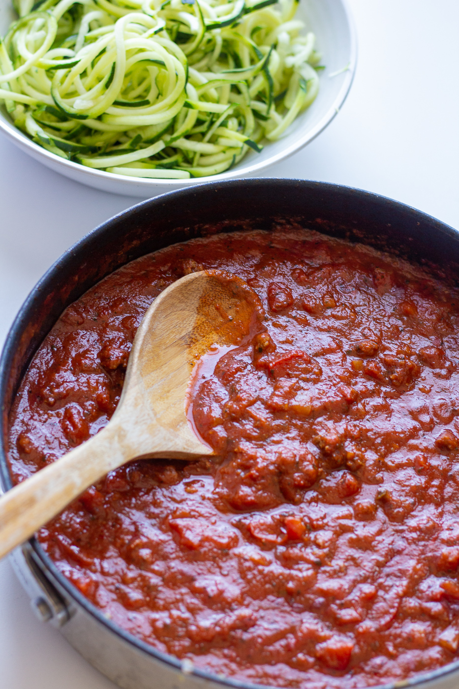 Favorite Healthy Homemade Meat Sauce