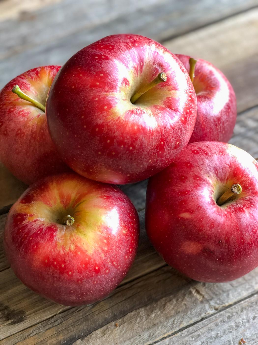 Meet Your Ingredients: Gala Apples