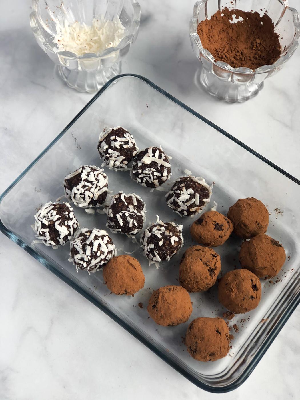 Mint Chocolate Hemp Seed Energy Bites The Healthy Toast