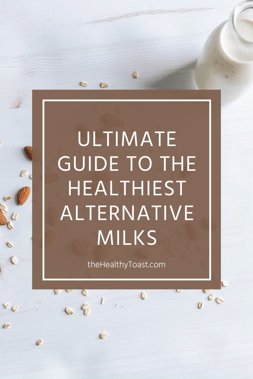 Meet Your Ingredients: Milk Alternatives